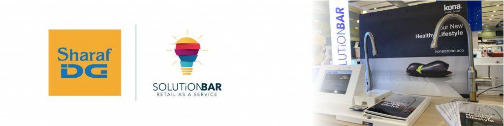 sharaf DG - Solutionbar retails